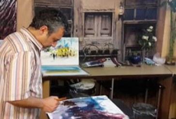 معرفی یکی از خوبهای نقاشی آبرنگ؛ علی گلباز