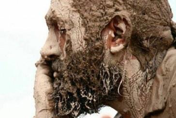 بحران آب و هنرمندی که در برج میلاد ۳ ساعت بی حرکت ماند