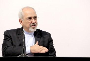 واکنش ظریف به اعمال تحریمهای جدید علیه ایران
