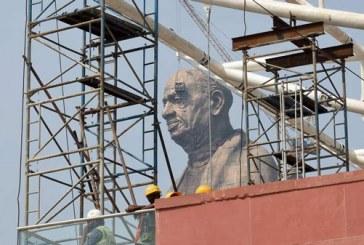 افتتاح مجسمهای که دو برابر مجسمۀ آزادی است!