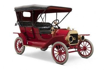 ۱۰ خودروی برتر دوره کلاسیک