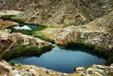 دریاچه دوقلوی سیاه گاو، آکواریوم طبیعی ایلام