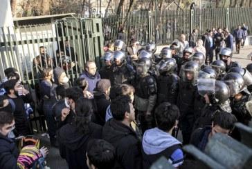 وضعیت نامشخص ۱۰ دانشجوی بازداشتشدهی اخیر