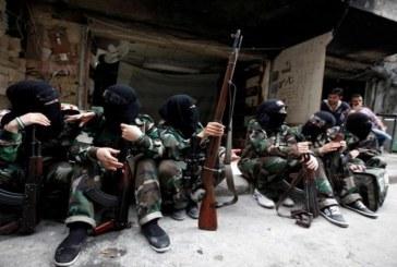 دستگیری زنی که دختران اروپایی را به عقد داعشی ها درمی آورد