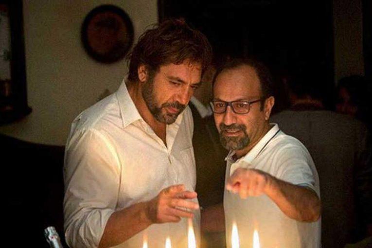 تبلیغ ایسکو برای فیلم اصغر فرهادی