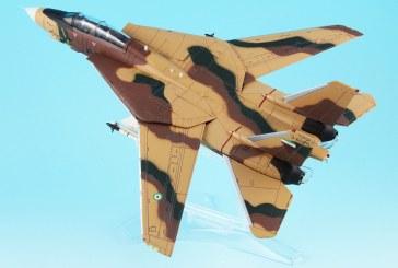 اف ۱۴ تامکت؛ داستان گربههای ایرانی