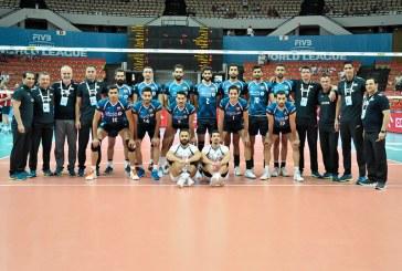 حریفان ایران در مسابقات والیبال قهرمانی مردان جهان سال ۲۰۱۸