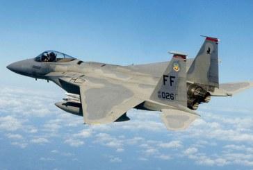 جنگندهی F-15 تا سال ۲۰۲۰ به سلاح لیزری مجهز میشود