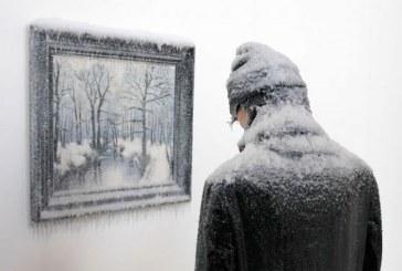 ذهن زمستانی یک هنرمند