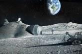 دهکدهای روی ماه