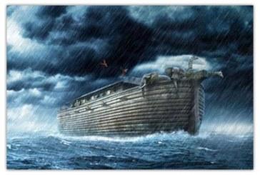 پیدا شدن کشتی نوح در کوههای ترکیه