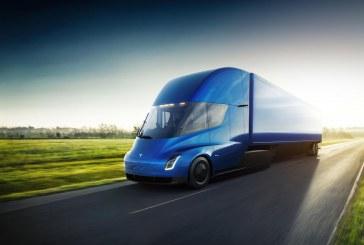 شاهکار جدید تسلا: کامیون برقی
